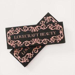 3 for $25 : lovecraft beauty ⋆ blush palette
